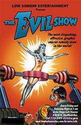 Evil Show Poster