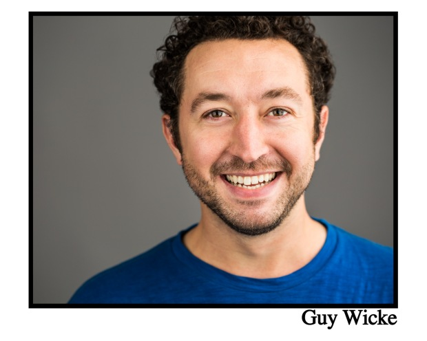 Guy Wicke - Actor, Handsome Man