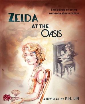 Zelda at the Oasis