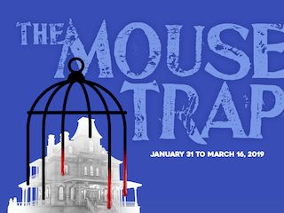 The Mousetrap at Metropolis Performing Arts Centre