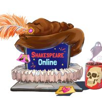 Soliloquizing for CenterStage's Shakespeare Online